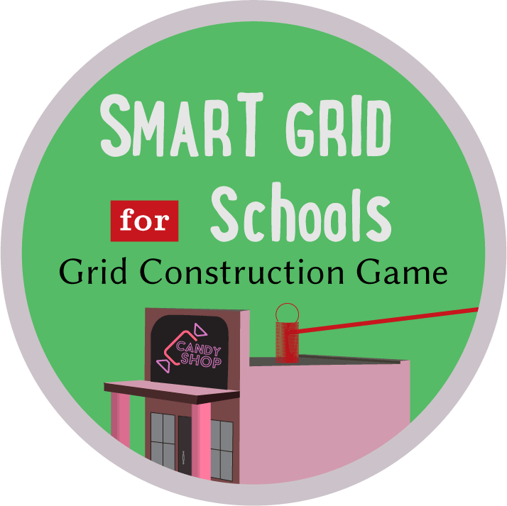 Grid Construction Game